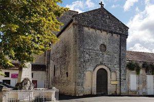 Patrimoine église Vindelle