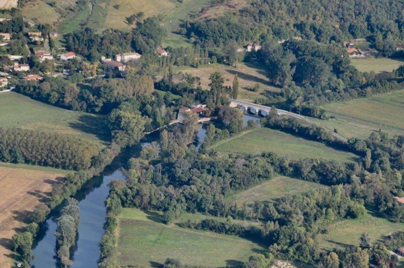 pont de coursac Vindelle